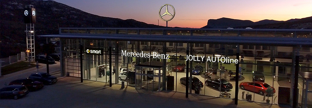JOLLY AUTOline - Mercedes-Benz