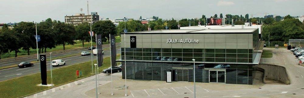 JOLLY AUTOline - Mercedes-Benz - Zagreb