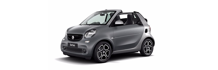 Smart fortwo 66 kW Coupe