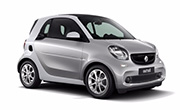 smart fortwo 52 kW Coupe twinamic