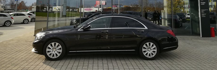 Mercedes-Benz S-klasa 350 d 4MATIC