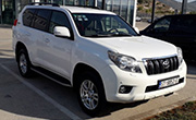 Toyota Land Cruiser 3,0 D-4D 60th